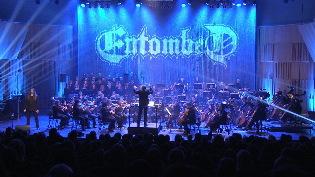 ENTOMBED 'Clandestine - Live': Historic Album's 25th Anniversary Performance Release